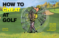 How To Cheat At Golf (PB)