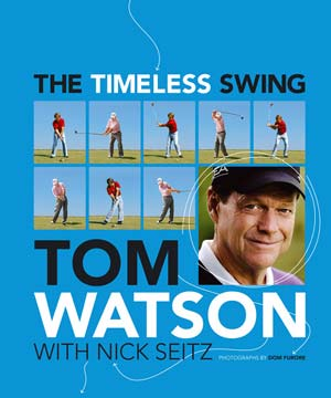 Golf Books: The Timeless Swing (HC)