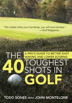 40 Toughest Shots in Golf (PB)