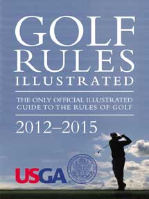 2012 USGA Golf Rules Illustrated (PB)