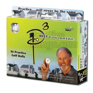 Almost Golf Ball - 10 pack