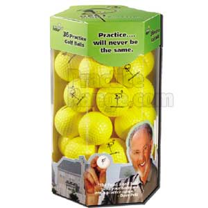 Almost Golf Ball - 36 pack