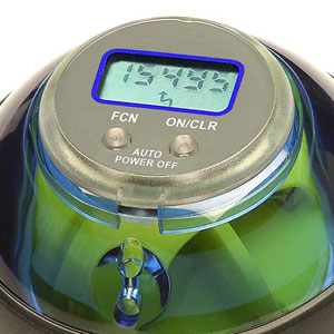 Powerball Digital Speed Meter