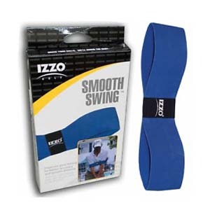 Izzo Smooth Swing Strap Golf Aid At Practicerange Com