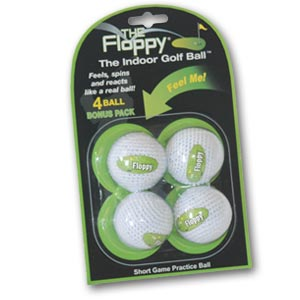 The Floppy - 4 Ball Pack