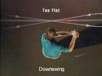 flat downswing.jpg (12718 bytes)