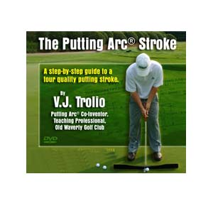 Putting Arc Stroke - Step by Step Guide (DVD)