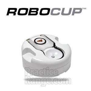 RoboCup Automatic Ball Return Robot with Caddy Cord