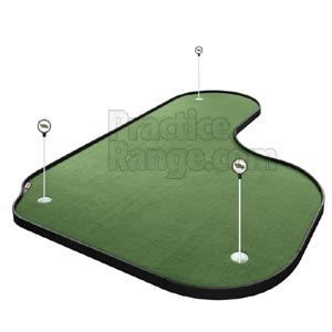 Tour Links 8 x 12 Putting Green