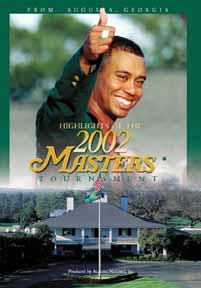 2002 Masters Tournament (DVD)