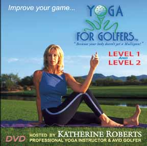 Yoga For Golfers Level 1 & Level 2 (DVD)