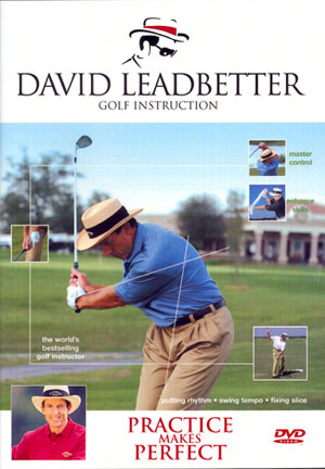 David Leadbetter: Practice Makes Perfect (DVD)