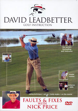 David Leadbetter: Faults & Fixes (DVD)