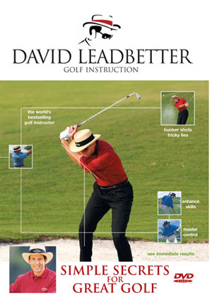 David Leadbetter: Simple Secrets For Great Golf (DVD)