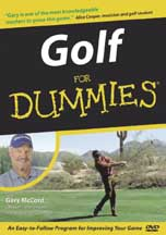 Golf For Dummies (DVD)