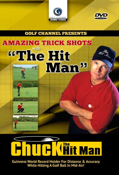 Amazing Trick Shots With The Hit Man (DVD)