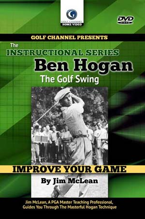 Ben Hogan: The Golf Swing (DVD)