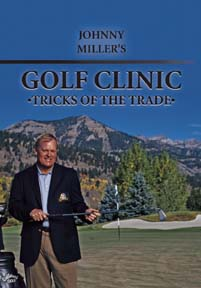 Johnny Miller: Tricks Of The Trade (DVD)