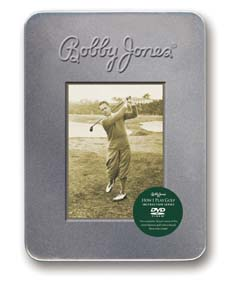 Bobby Jones: How I Play Golf Instruction Series (DVD)