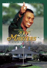 2005 Masters Tournament (DVD)