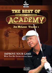 Jim McLean: The Best of The Golf Channel Academy Vol 1 (DVD)