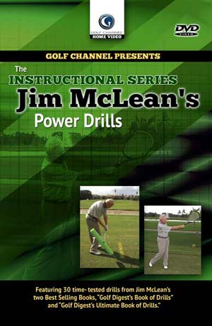 Jim McLean's Power Drills (DVD)
