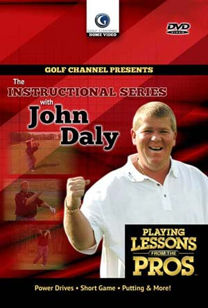 Play a Round of Golf with John Daly (DVD)