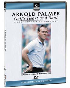 Arnold Palmer: Golf's Heart and Soul (2 DVD Set)