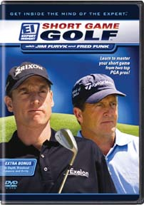 Short Game Golf with Jim Furyk and Fred Funk (DVD)