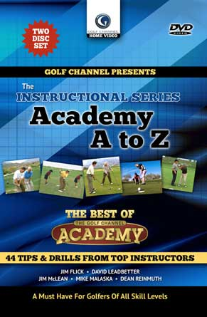 Academy A to Z: Tips & Drills from Top Instructors (DVD)