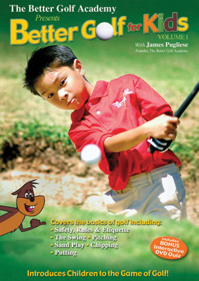 Better Golf for Kids, Vol. 1 (DVD)