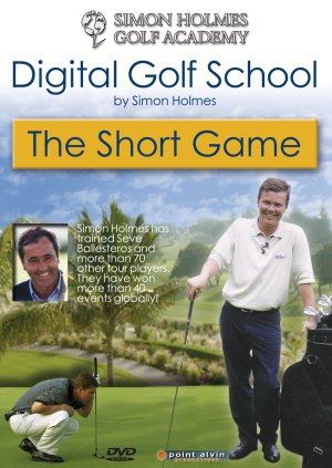 The Short Game: Digital Golf School (DVD)