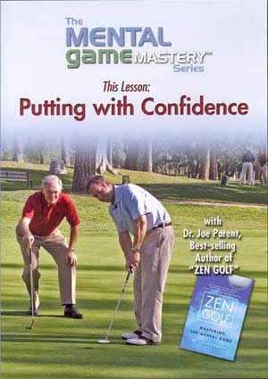 Dr. Joe Parent: Putting with Confidence (DVD)