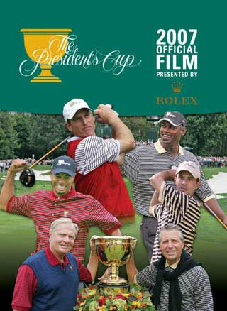 2007 Presidents Cup (DVD)