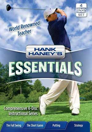 Hank Haney's Essentials 4-PACK (DVD)