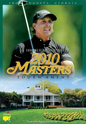 Golf Tournament Videos: 2010 Masters Tournament (DVD)