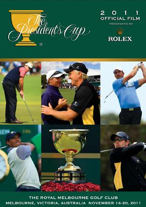 2011 President's Cup (DVD)