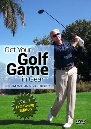 Get Your Golf Game in Gear - Full Swing Edition (DVD)