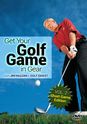 Get Your Golf Game in Gear - Short Game Edition (DVD)