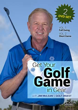 Get Your Golf Game in Gear - Vol. 1. & 2(DVD)